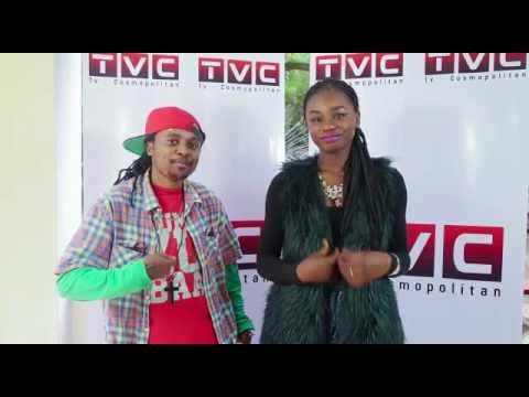 Dohr and Jimwat  at TVCKenya