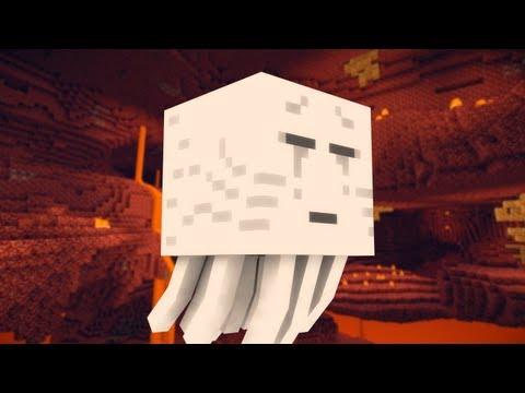 Why Ghasts are Sad (Minecraft Machinima)