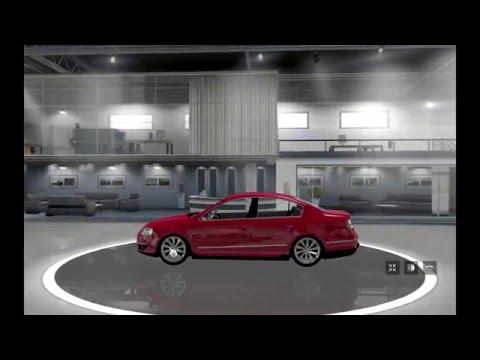 Volkswagen Passat B6 Beta v0.2
