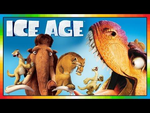 ICE AGE 3 - Dawn of the Dinosaurs - Die Dinosaurier sind los (Nintendo Wii Game Test)