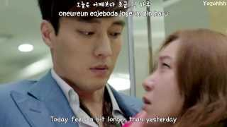 Video Gummy - Day and Night FMV (Master's Sun OST) [ENGSUB + Romanization + Hangul] MP3, 3GP, MP4, WEBM, AVI, FLV Februari 2018