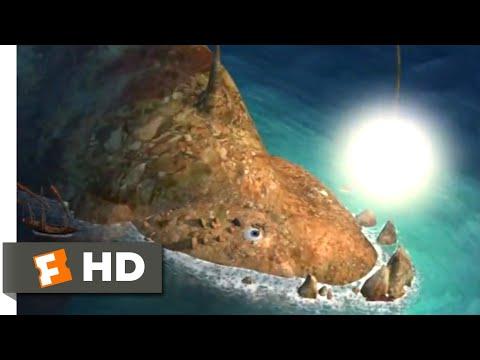 Sinbad (2003) - Anglerfish Island Scene (5/10) | Movieclips