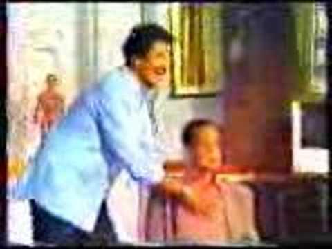 سمير غانم في دور طبيب مضحك جدا
