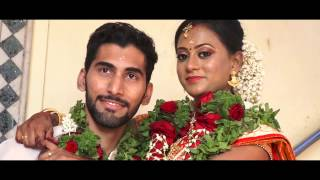 Aishwarya Ajish Wedding Highlights