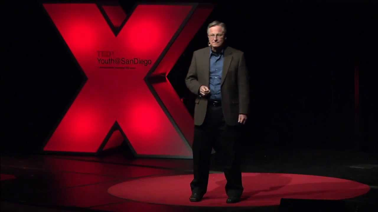 "Wayne Earl at TEDxYouth @SanDiego: ""Dying is Inevitable. Living is Not"""
