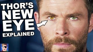 Video The TRUTH About Thor's New Eye | Infinity War Theory MP3, 3GP, MP4, WEBM, AVI, FLV Januari 2019