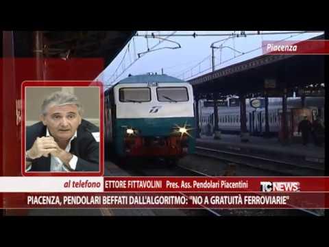 Piacenza, pendolari beffati dall'algoritmo: