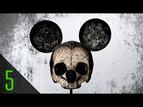 5 - Sometimes the Magic Kingdom isn't so magic... Like Dark5 on Facebook ▻ http://bit.ly/Dark5FB Presenting Disney's 5 darkest secrets including abandoned parks,...