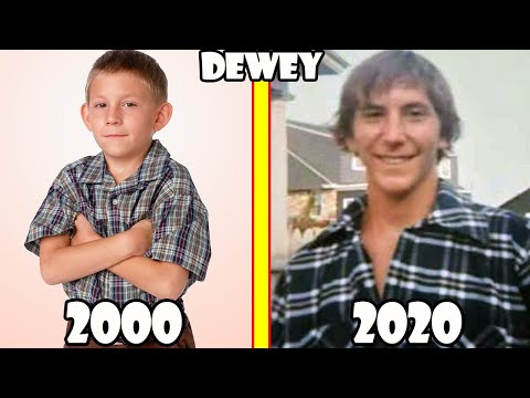 Malcolm in the Middle Before and After 2020