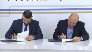 توقيع اتفاقية شراكة بين بنك القدس و الاتصالات