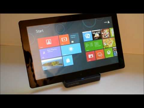 Windows 8 running on Samsung 700T Tablet – Better than iPad [Review]