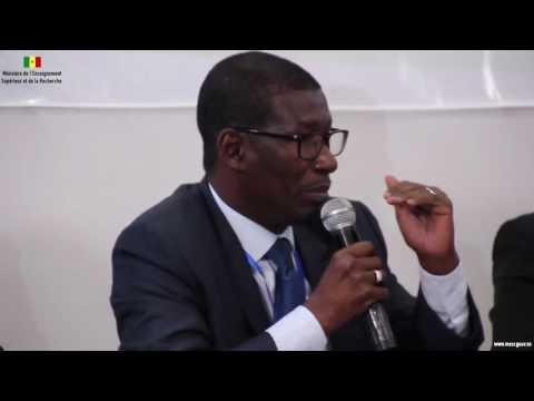 2e forum africain d' Abidjan - Table ronde ministérielle , Session 3