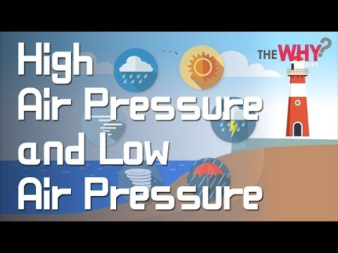 [Why series] Earth Science Episode 3 - High Air Pressure and Low Air Pressure