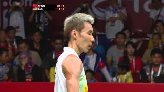 Video TOTAL BWF World Championships 2015 | Badminton Day 7 F M3-MS | Chen vs Lee MP3, 3GP, MP4, WEBM, AVI, FLV Mei 2018