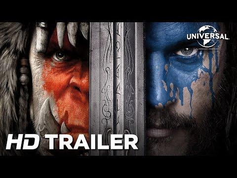 Warcraft - O Primeiro Encontro de Dois Mundos - Trailer Oficial do Filme