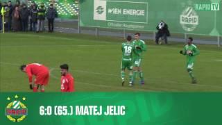 SK Rapid – Gersthofer SV 11:0 (Highlights)