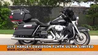 9. Used 2013 Harley Davidson Electra Glide Ultra Limited Motorcycles for sale