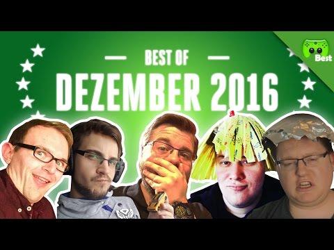BEST OF DEZEMBER 2016 🎮 Best of PietSmiet (видео)