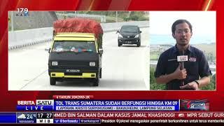 Video Melewati Tol Trans Sumatera, Pengendara Dapat Menikmati Pemandangan Indah MP3, 3GP, MP4, WEBM, AVI, FLV Oktober 2018