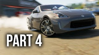 The Crew 2 Early Gameplay Walkthrough Part 4 - DRIFTING A 370Z & CUSTOMIZATION