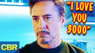 Video The 20 Greatest Quotes In The MCU MP3, 3GP, MP4, WEBM, AVI, FLV Mei 2019