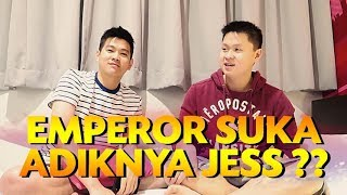 Video JESSICA NO LIMIT JELEK??? QNA SAMA JODI (JONATHAN LIANDI) MP3, 3GP, MP4, WEBM, AVI, FLV Januari 2019
