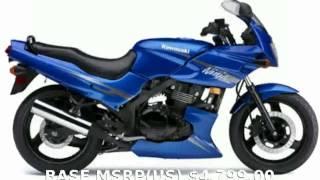 1. 2004 Kawasaki Ninja 500R - Features, Specs
