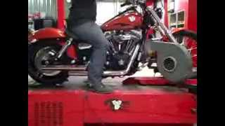 3. Dyno Tune 2011 Harley Wide Glide FXDWG - Before & After