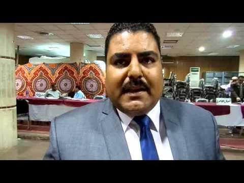 عضو شمال القاهرة يحذر رئيس المحكمة بغضبة المحامين