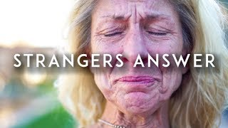 Video What's the most painful thing you've been told? (Strangers Answer) MP3, 3GP, MP4, WEBM, AVI, FLV Maret 2019