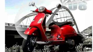 7. 2008 Vespa GTS 250 Details and Features