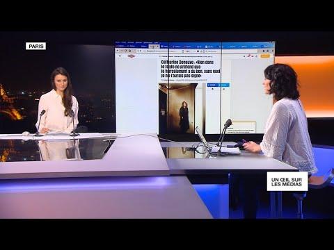 """Tribune sur la """"liberté d'importuner"""" : Catherine Deneuve précise sa pensée"""