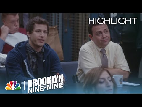 Brooklyn Nine-Nine 2.11 (Clip 'We Already Have a Theme Song')