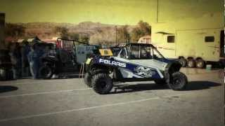 1. 2013 Polaris RZR XP 900 H.O. Jagged X Edition