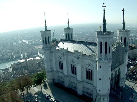 Lyon Drone Video