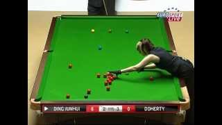 Snooker World Series 2008 - Warsaw - Final - Ding Vs Doherty