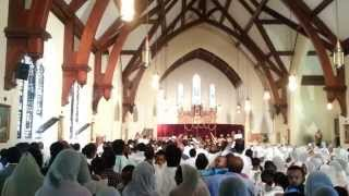 Ethiopian Orthodox Tewahedo Church In Minnesota St.paul Sunday, July 13,2014