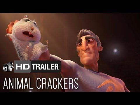 Animal Crackers (Emily Blunt, John Krasinski, Raven-Symoné)