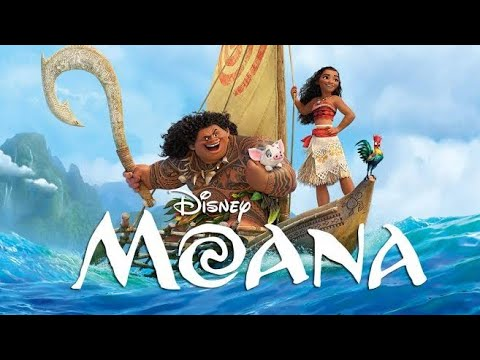 Moana And top 100 best animated movies of all time - new animation movies