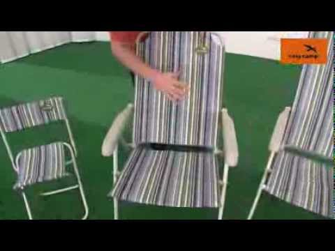 Відеоогляд крісла Easy Camp Peacock