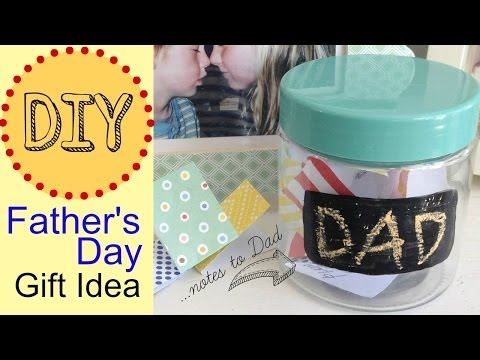 fathers day gift - Do you need a last minute Father's Day Gift? Let Michele show you how to make one! It's very easy to make. ...And will probably be the best present your Dad ...
