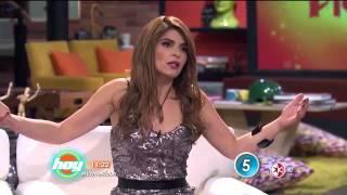 Itatí Cantoral DROGADA en el programa HOY / 2016 TELEVISA