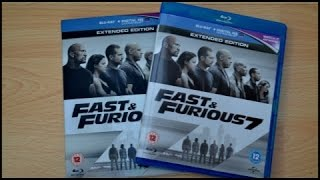 Nonton Fast & Furious 7 (UK) Blu-ray Unboxing Film Subtitle Indonesia Streaming Movie Download