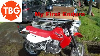 6. First Time Riding 2017 Honda XR650L