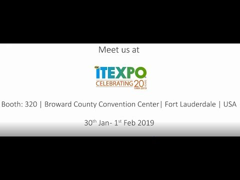 Matrix Comsec at ITEXPO | Telecom and Security Exhibition | 30th Jan– 1st Feb'19