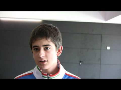 Gala Automovilismo 2010, Mikel Azcona