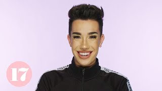 James Charles On Why He's Staying Out of Beauty Blogger Drama | 17 Questions