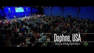 Daphne (AL) United States  City new picture : Holy Spirit Revival Fire and Miracles in Daphne, USA!