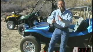 5. ATV Television Test - 2004 Yamaha Rhino 660 Extended Review