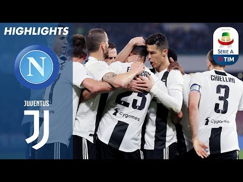 Napoli 1-2 Juventus | Two Red Cards As Juventus Extend Lead | Serie A